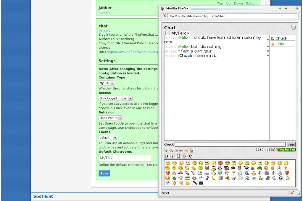 Chat Window (msn theme)