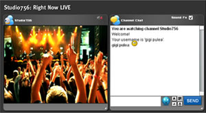 Live Streaming Watch