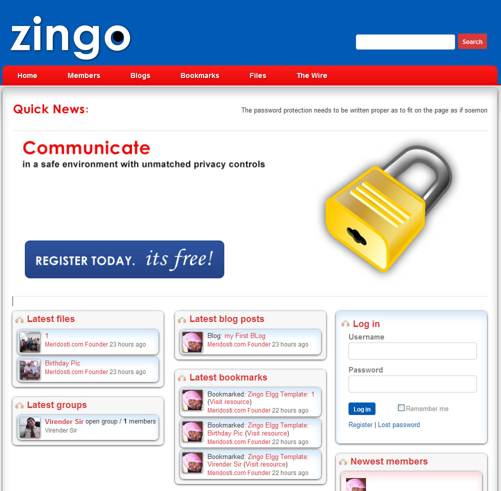 elgg dating theme Hello can anyone recommend any dating site plugins for elgg that would be useful for making a dating site for elgg and looking for a plugin so people can by each other as pets etc.